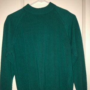 Sweaters - Green Sweater